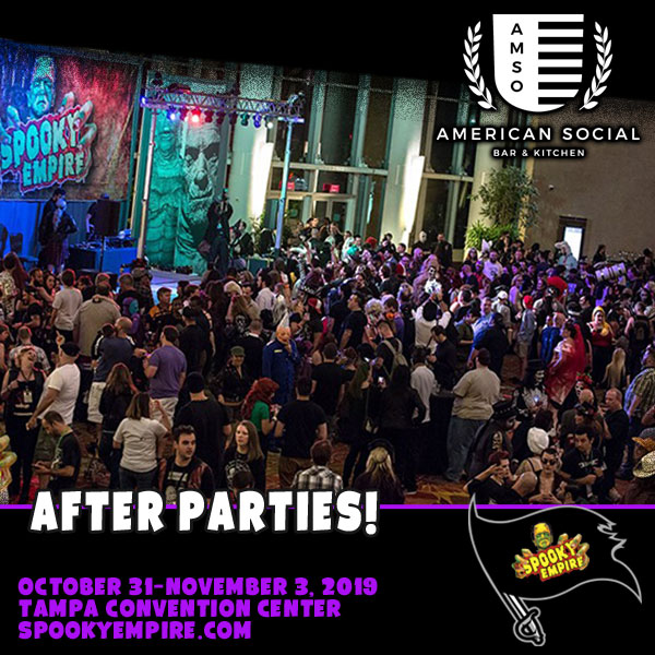 Party All Night, All Weekend Long! Check Out Our Lineup of Afterparties