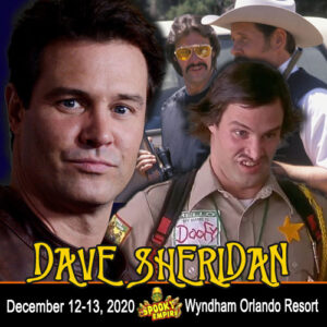 Dave Sheridan Joins Us at the Spooky Empire Pop Up Event!