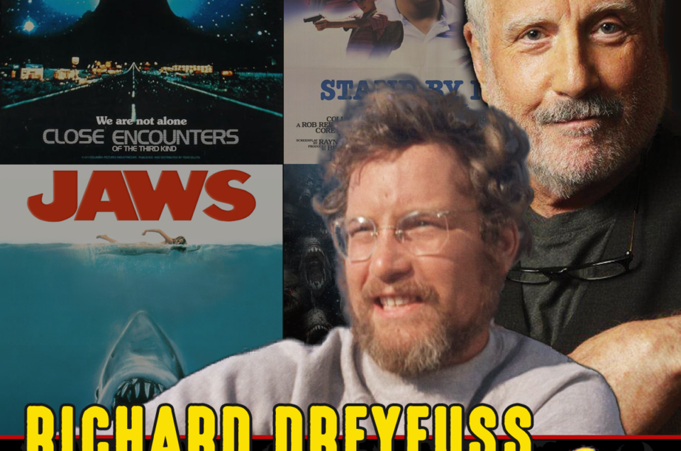 Richard Dreyfuss Returns to Spooky
