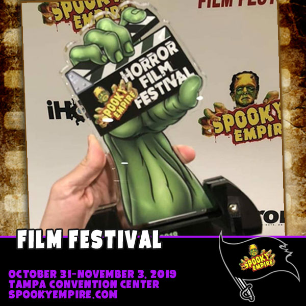 The Film Festival Schedule is LIVE!