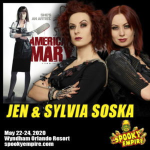 Twisted Twins Return to Spooky Empire This May