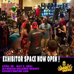 Exhibitor & Tattoo Space for Spring Now Open!