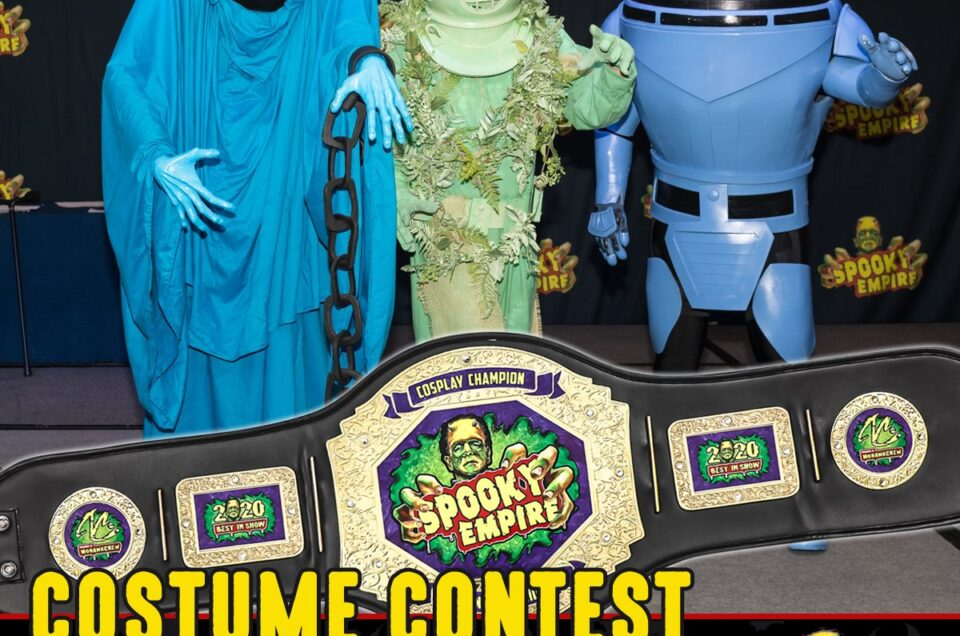 Are You Ready For a Costume Contest?