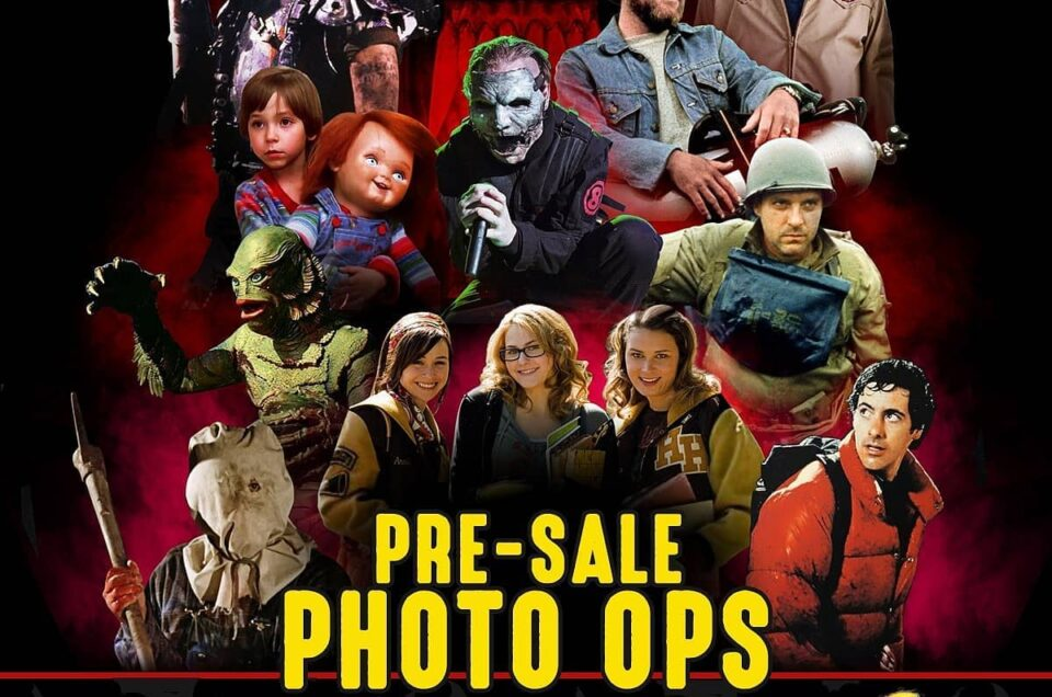 Pre-Sale Photo Op Sales End Wednesday