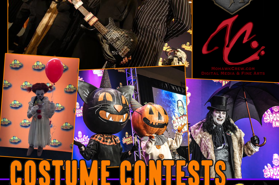 Get Your Costumes Ready!