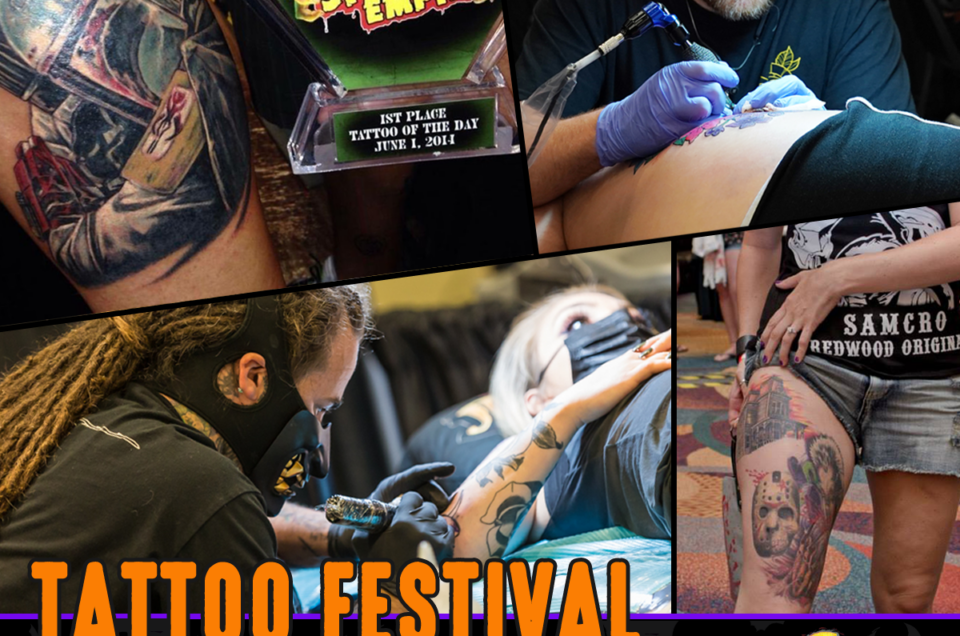 Check Out Our Tattoo Artists & Make Your Appointments